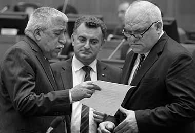 Federico Masso en audiencia de tarifas
